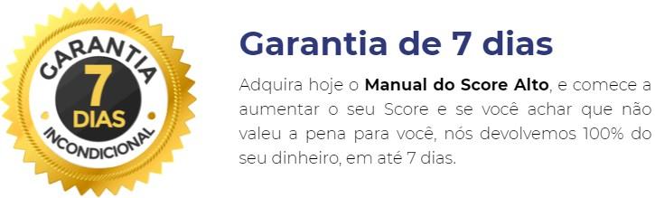 Manual do Score Alto