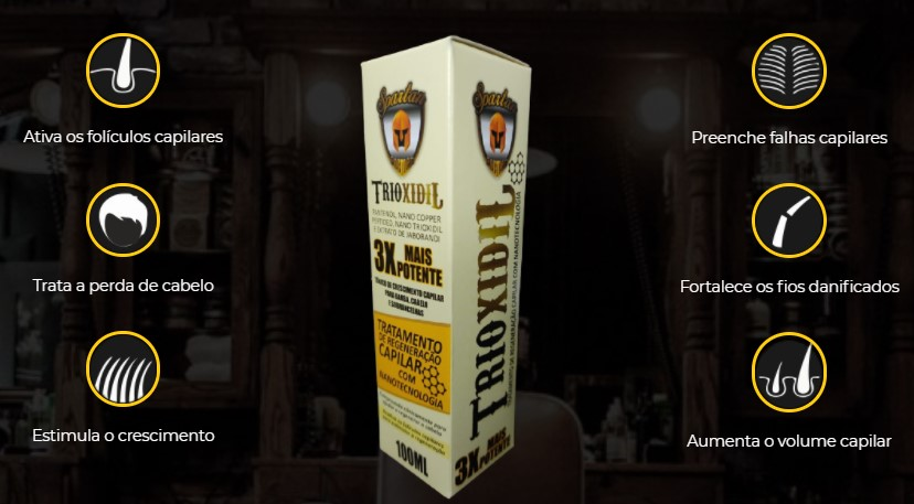trinoxidil bula