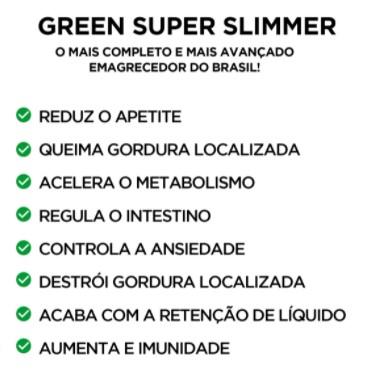 Super Green Slimmer